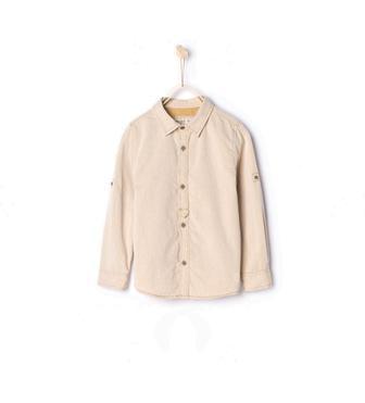 Сорочка з плетеною текстурою 6887/765