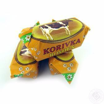 Цукерки Корівка Рошен 100г