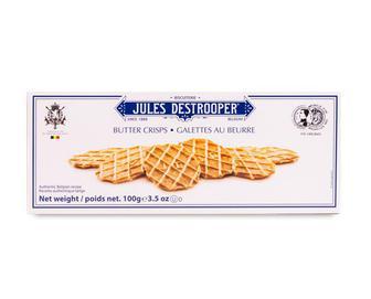 Печиво вершкове хрустке, J.Destrooper 100 г