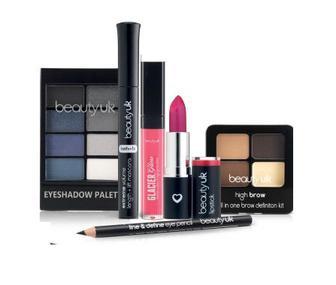 Декоративна косметика для губ і очей Beauty UK