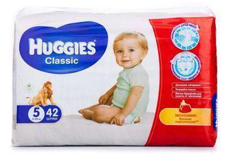 Подгузники Huggies Классик