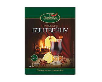 Прянощі «Любисток» для глінтвейну, 10г