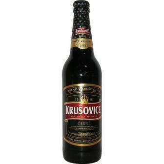 Пиво Крушовіце світле, темне ППБ 0,5л