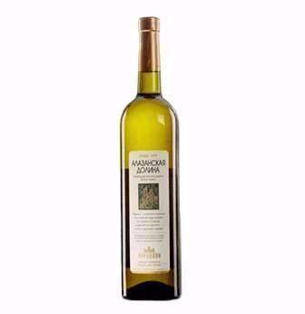 """Вино Алазанська долина біле та червоне н/сол 11%,  """"Вардіані"""", 0,75л"""