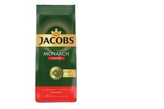 "Кава Класік, Інтенс мелена 450г, Кава мелена м/у 225г,""Jacobs Монарх"""