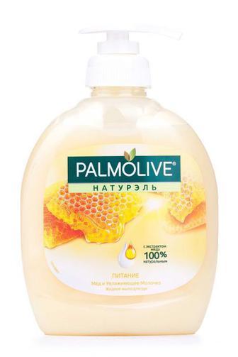 Мыло жидкое Palmolive Молоко и мед, 300мл