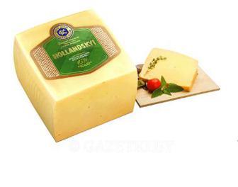 Сыр Голландский 45% Клуб сыра 100 г