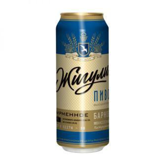 Пиво Фірмове Барне Жигулі 0,44л