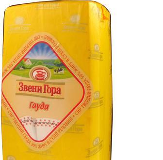 ЗВЕНИГОРА СИР ГАУДА, 50%, 1 кг