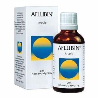 Лекарство Афлубин