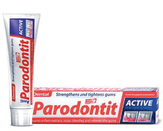 Паста зубна Dental Anti-Parodontit Active, 100мл