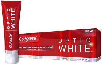Зубная паста COLGATE Optic White 75мл