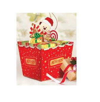 Подарунковий набір Новорічне свято 396г