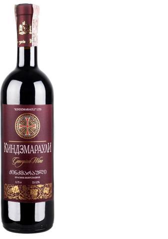 Вино Kindzmarauli R.K. Кіндзмараулі червоне н/сол, 0,75 л