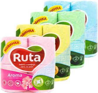 Туалетная бумага Ruta