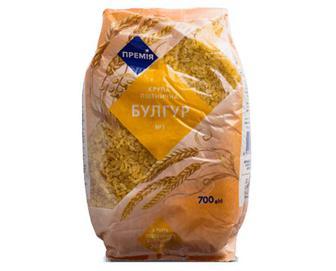 Крупа пшенична булгур №1 «Премія»® 700г