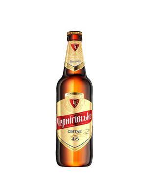 Пиво світле Чернігівське 0,5л