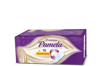 Прокладки щоденні Pamela Premium Extra Long, 16 шт./уп