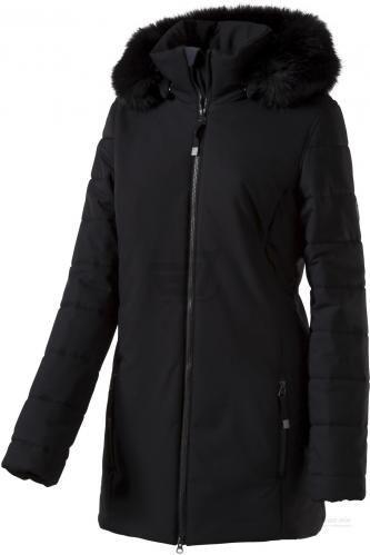Пальто McKinley Argo wms 280792-050 42 чорний