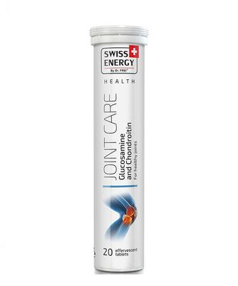Витамины шипучие Swiss Energy Joint Care №20