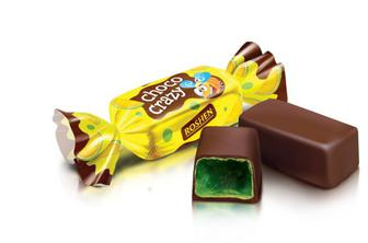 Цукерки Choco Crazy, Рошен кг