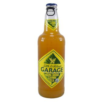 Пиво Garage Hard Lemon/Lemon Tea 0,44л