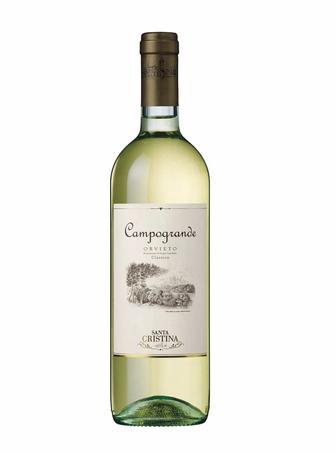 Вино Campogrande Orvieto Antinori 0,75л