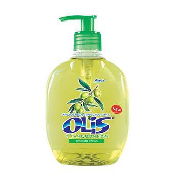 Жидкое косметическое мыло Olis 300 мл