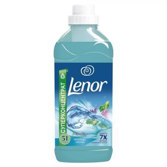 Скидка 36% ▷ Кондиционер для белья LENOR 930мл