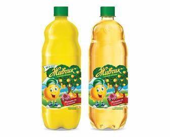Напій Живчик з яблучним соком, 1 л