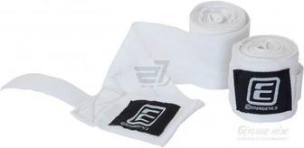Боксерські бинти Energetics Box Bandage elastic 225560 білий р. універсальний