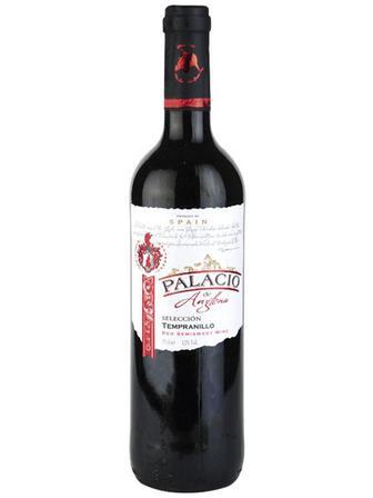 Вино Паласіо де Англона біле сухе/напівсолодке /червоне сухе/напівсолодке 0,75л