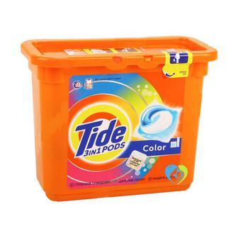 капсули для прання color, 12 x 24,8 г tide