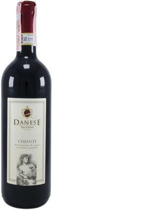 Вино Danese Chianti, 0,75 л