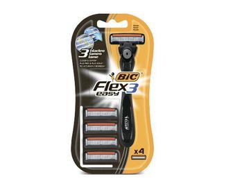 Бритва BIC Flex 3 Easy 4 шт./уп