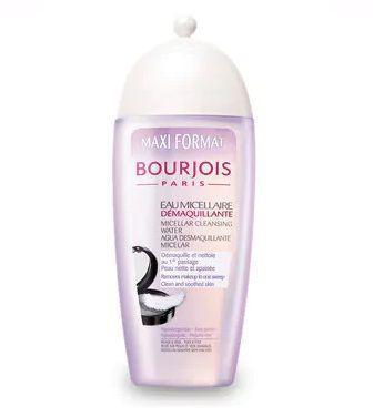 Міцелярна вода для зняття макіяжу Bourjois Eau Demaquillante