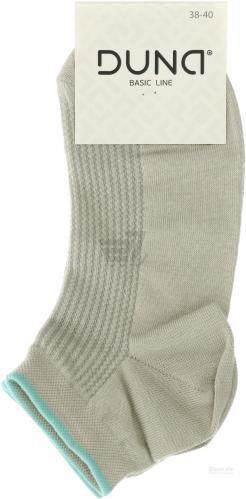 Шкарпетки жіночі Duna 11В 338 р. 25 світло-сірий