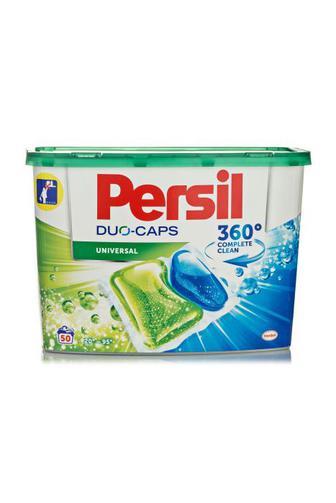 Капсулы для стирки Persil Duo-Caps Универсал, 50шт