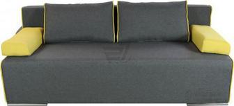 Диван прямий Бонус жовтий 1940x910x770 мм