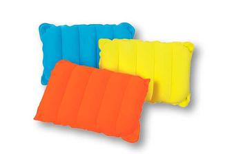Подушка надувна, 44х28 см, кольори