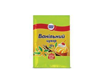 Ванільний цукор «Повна Чаша»® 10 г