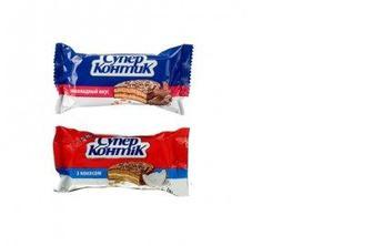 Печенье Супер-Контик, Конті, 100г