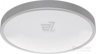 Світильник світлодіодний Gauss 24 Вт срібний 4100 К