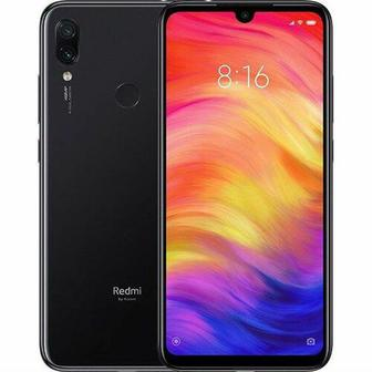 Смартфон XIAOMI Redmi Note 7 4/128GB Dual Sim Space Black