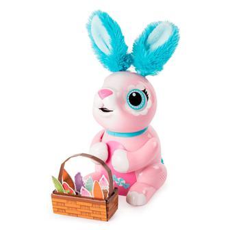 Интерактивная игрушка Zoomer Кролик хрумчик (SM14435/2544)