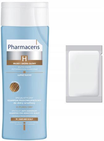 Шампунь Pharmaceris H Интенсивный против перхоти для жирной кожи головы 250 мл