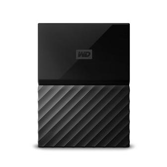 HDD внeшний WD My Passport 1 TB Black (WDBYNN0010BBK) (Original Factory Refurbished)