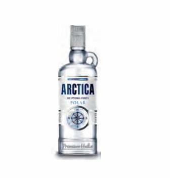 Горілка особлива Арктика Полар 0,5л 40%