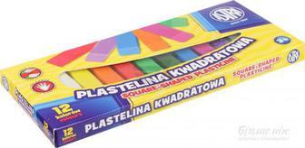 Пластилін 12 кольорів 83813908 Astra
