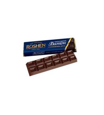 Батончик Roshen Крем-брюле молочно-шоколадний 43 г